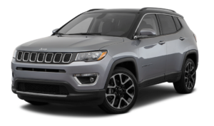 Jeep Compass Downtown demo
