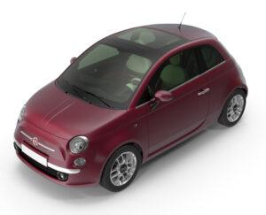 Fiat 500 uit voorraad